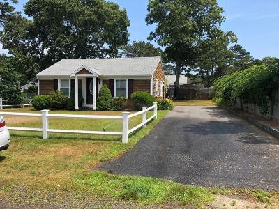 Dennis MA Single Family Home New: $325,000
