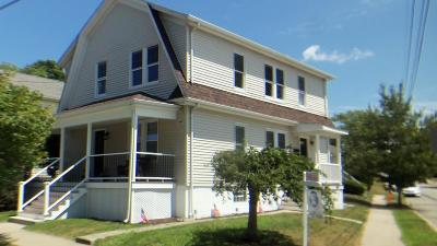 Fall River Multi Family Home Price Changed: 1479 Highland Ave