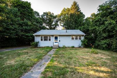 Burlington Single Family Home For Sale: 14 Forbes Ave