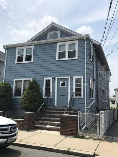 Somerville Multi Family Home For Sale: 60-62 Woods Ave