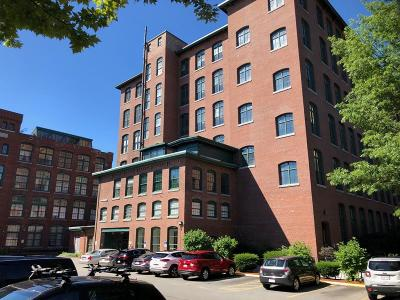Methuen, Lowell, Haverhill Condo/Townhouse New: 200-R Market St #302