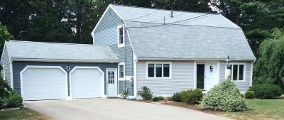 Framingham Single Family Home Under Agreement: 12 Overlook Drive East
