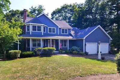 Mansfield Single Family Home New: 22 Potash Rd