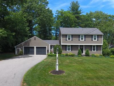 Hingham Single Family Home New: 11 Minuteman