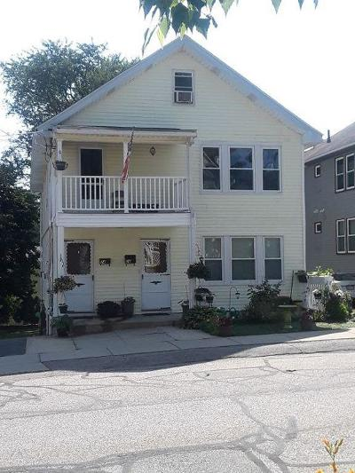 Watertown Multi Family Home For Sale: 24-26 Paul St
