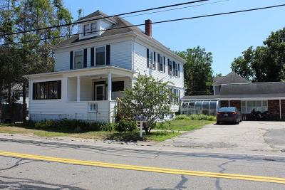 Attleboro Multi Family Home New: 159 Maple St