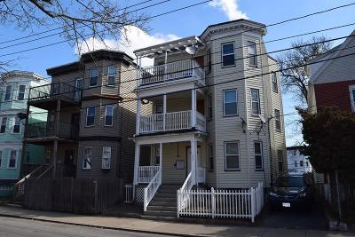 Boston Multi Family Home New: 146 Spencer St