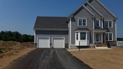 Attleboro Single Family Home For Sale: Lot 26 34 Nicholas Dr