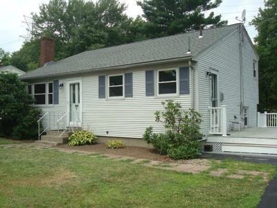 Randolph Single Family Home New: 13 Virginia Circle