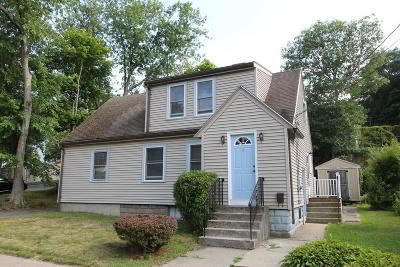 Saugus MA Single Family Home For Sale: $399,900