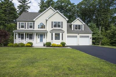 Raynham Single Family Home Under Agreement: 50 Queen's Circle