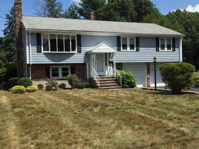 Hingham Single Family Home Under Agreement: 11 Pine Grove Road