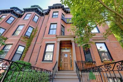 Multi Family Home Under Agreement: 431 Beacon Street