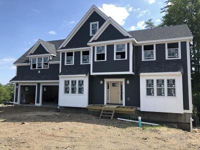 Canton Single Family Home New: 1170 Pleasant Street