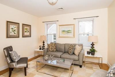 Somerville Condo/Townhouse Under Agreement: 18 Pearson Ave #3