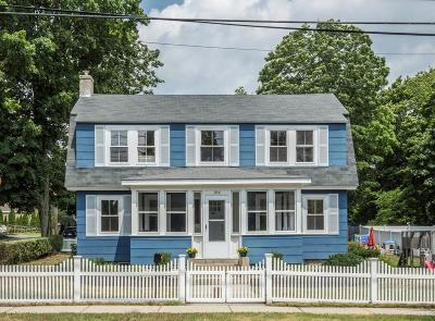 Reading Single Family Home Contingent: 164 Salem Street