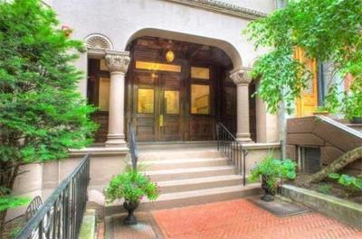 Boston Condo/Townhouse New: 290 Commonwealth Ave #8