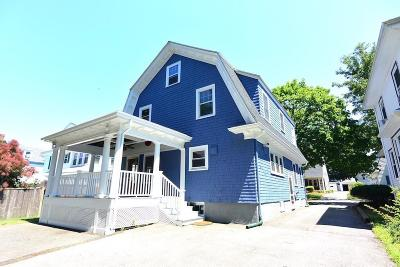 Peabody Single Family Home Under Agreement: 5 Orchard St