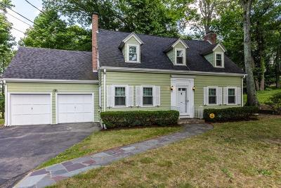 Arlington MA Single Family Home New: $1,350,000