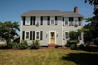 Attleboro Single Family Home New: 60 Vincent Road