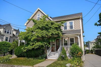 Waltham Condo/Townhouse Under Agreement: 26 Auburn Street #2