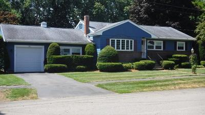 Peabody Single Family Home Under Agreement: 13 Earley Rd