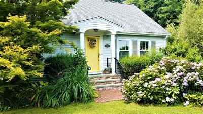 Stoughton Single Family Home New: 993 Park St