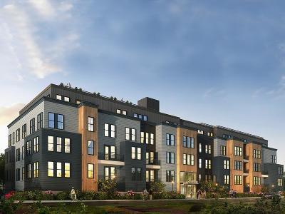 Condo/Townhouse Under Agreement: 45 Burnett St #401