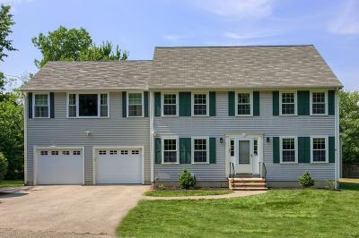 Methuen, Lowell, Haverhill Single Family Home New: 26 Sherman Street