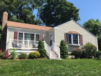 Waltham Single Family Home New: 36 Gilman Road