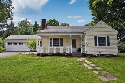 Lynnfield Single Family Home Sold: 4 Lake St