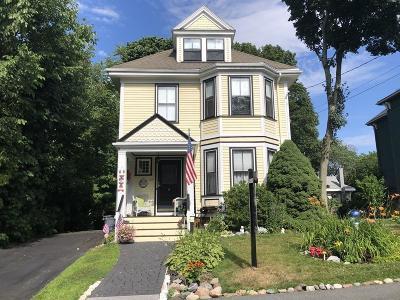 Stoneham Single Family Home For Sale: 28 Chestnut St