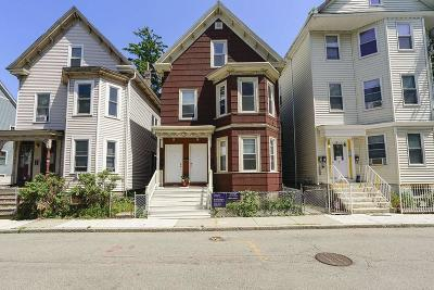 Multi Family Home Under Agreement: 7 Haverford St