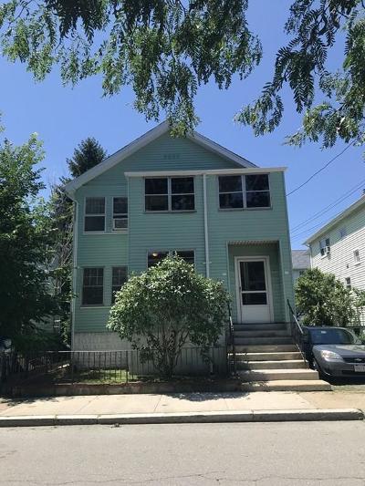 Medford Multi Family Home Under Agreement: 199 Willis Ave