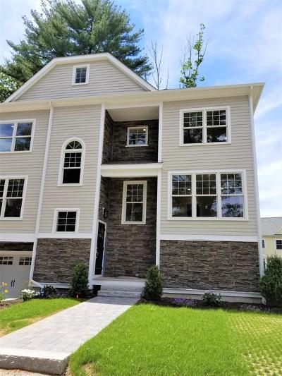Needham Single Family Home For Sale: 7 Trout Pond Lane