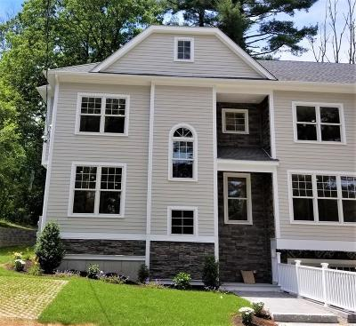 Needham Single Family Home For Sale: 9 Trout Pond Lane