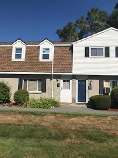 Methuen, Lowell, Haverhill Condo/Townhouse New: 140 Old Ferry Road #C