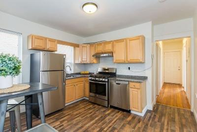 Boston Condo/Townhouse New: 106 Sawyer #3