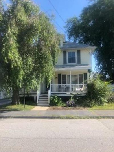 Haverhill MA Single Family Home New: $375,000