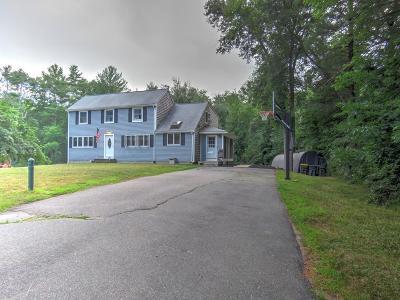 Hanson Single Family Home For Sale: 207 Phillips Street