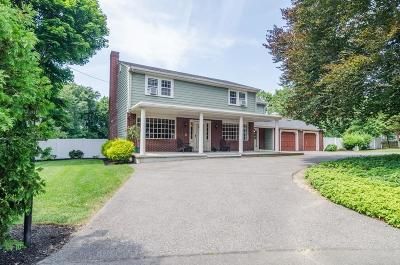 Milton Single Family Home New: 36 Big Blue Drive