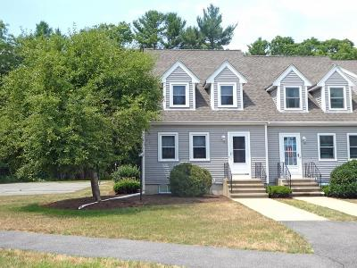 Middleboro Condo/Townhouse Under Agreement: 11 Basking Ridge Drive #11