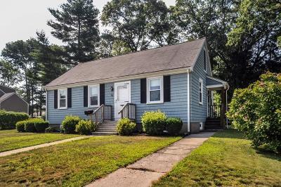 Randolph Single Family Home New: 20 Martin Ter