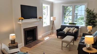 Cambridge Condo/Townhouse Under Agreement: 205 Mount Auburn St #2C
