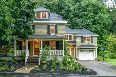 Wellesley Single Family Home For Sale: 9 Avon Road