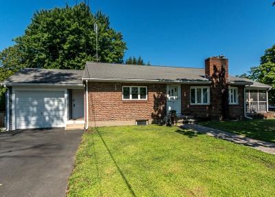 Waltham Single Family Home Under Agreement: 33 Wayne Avenue