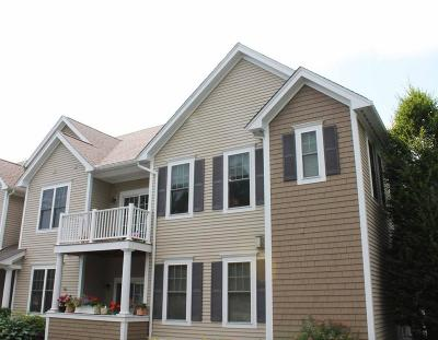 Burlington Rental Back On Market: 46 Seven Springs Lane #H
