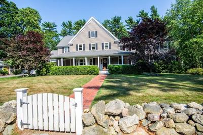 Marshfield Single Family Home For Sale: 34 Andrews Ave