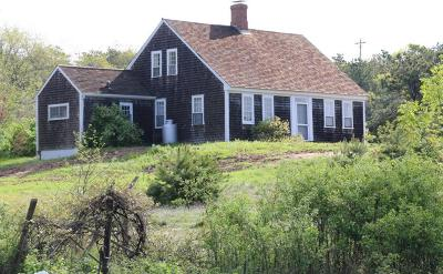 Truro MA Single Family Home New: $1,195,000