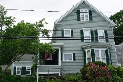 Plymouth MA Multi Family Home New: $495,000